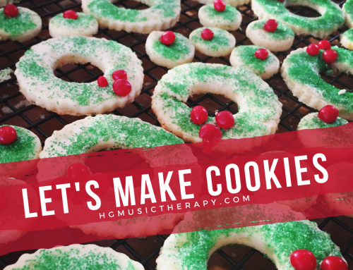 FREE DOWNLOAD: Let's Make Cookies!