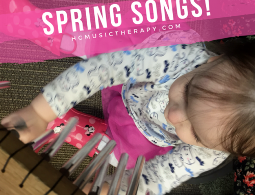 Spring Song Fun! Songs For Early Childhood And Music Therapy