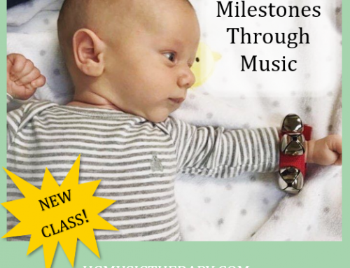 Announcing…Milestones through Music!